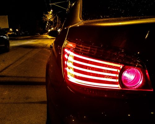 BMW e60 stop light Bukales Photo