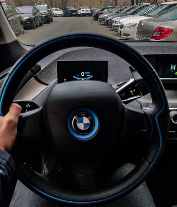BMW i3 interior Bukales Photos