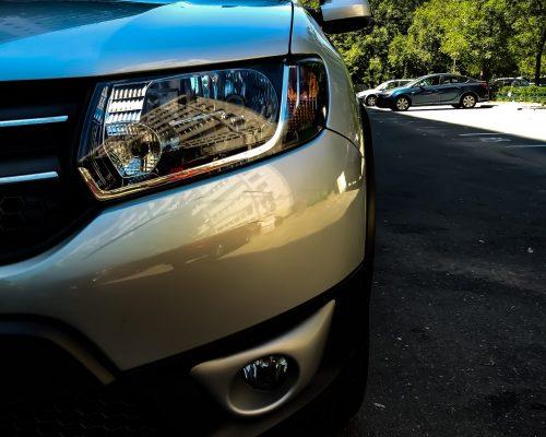 Dacia Sandero Stepway headlight Bukales Photos