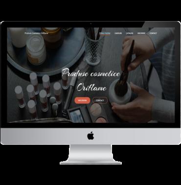 Portofoliu – Produse Cosmetice Oriflame